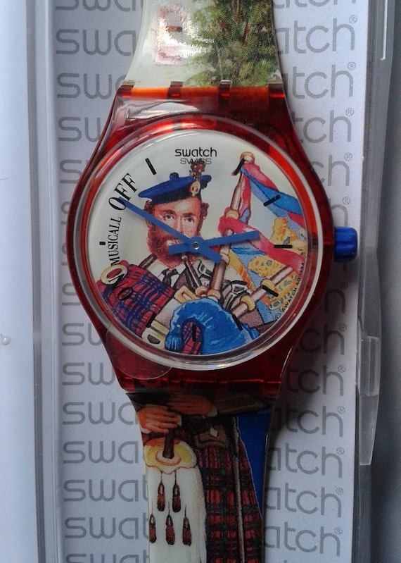 Swatch Collectable