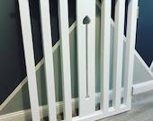 Custom Designed Stairgate