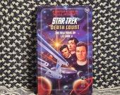 Star Trek 63 Death Count by L.A. Graf - 1992 - Kirk - Andorian - Muav Haslev - BOOK