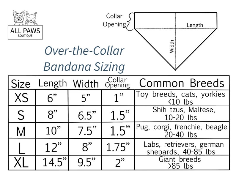 Matching Scrunchie Easter Plaid Dog Bandana All Paws Boutique Over the Collar Spring Plaid Dog Bandana