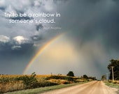Rainbow – Positive support, Positivity, Good, Emotions, Emotional Support, Cheer Up