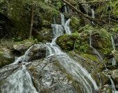 Waterfalls, Smoky Mountains – Place of a Thousand Drips, Gatlinburg, Smokymountains, Nature Photography, Travel Photography