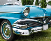 1956 Mercury Meteor – A Classic Car, Manufactured by Ford Canada's Subsidiary Meteor, in What Is Now Ford Oakville, Ontario