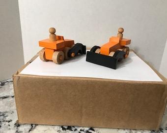 Mini Bulldozer w/ Weeble Driver