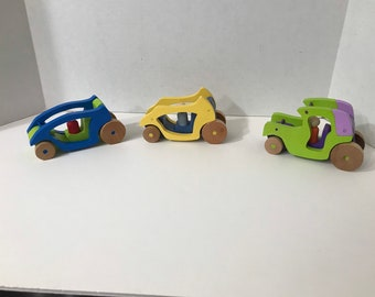 Toy Buddy Cars