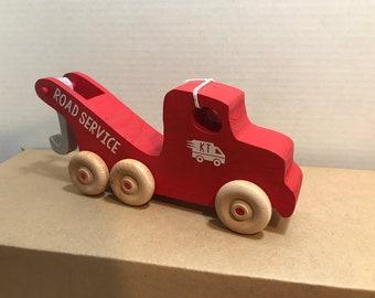 Kids Trucking Wood Trucks