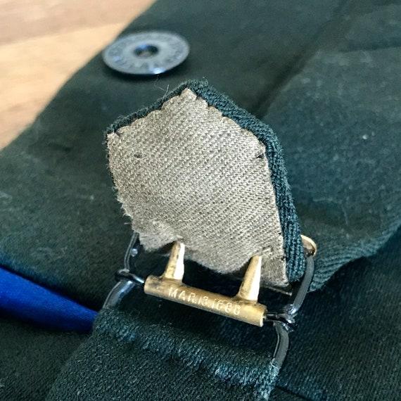 Real 1890 Oshkosh buckle back pants