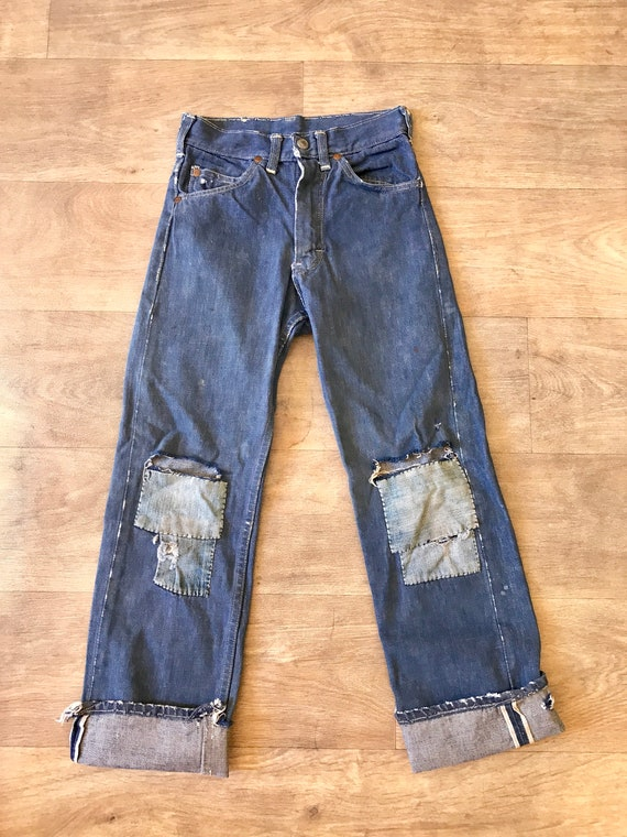 1950 Foremost selvedge denim jeans