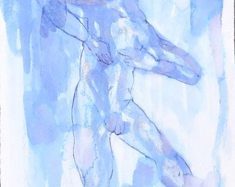 untitled (dancing man, 5 of 9)