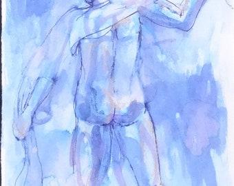 untitled (dancing man, 4 of 9)