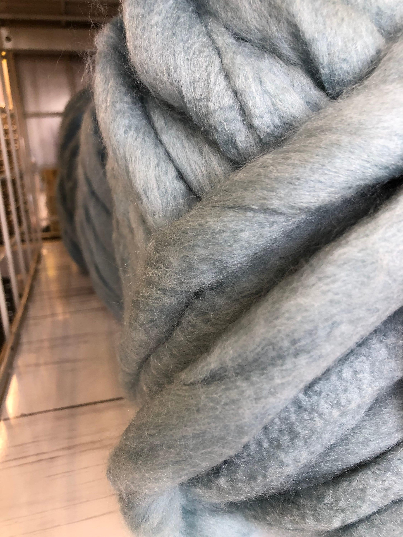 Couverture en tricot Chunky, couverture géante, couverture tricotée, couverture en tricot de bras, couverture en tricot encombrante, couverture de jet, décor à la maison, fil épais