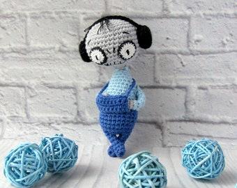 Naughty monkey amigurumi pattern | Crochet monkey, Crochet ... | 270x340