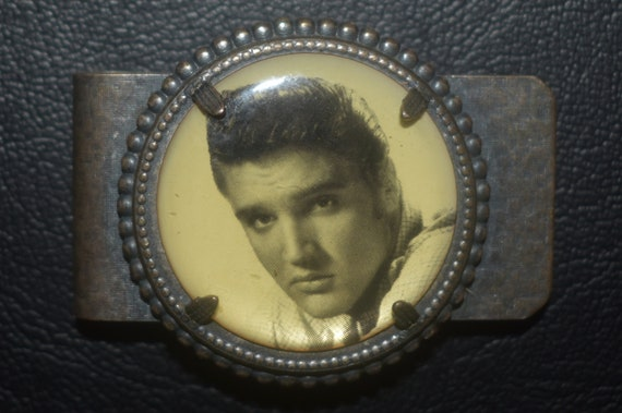 Collectible Elvis Money Clip