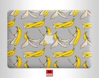 Computer Case Adorable Cute Kids Monkey and Banana Plastic Hard Shell Compatible Mac Air 13 Pro 13//16 13inch MacBook Air Case Protective Cover for MacBook 2016-2020 Version