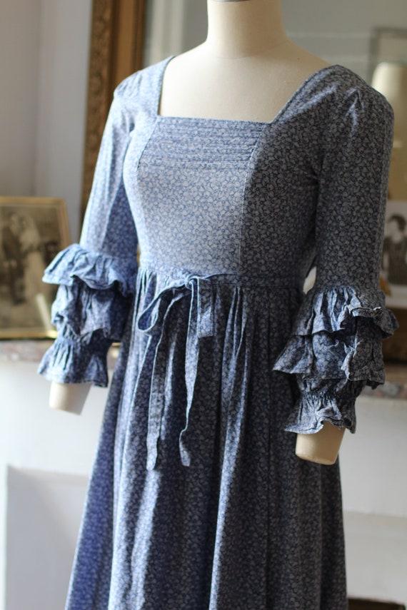 Laura Ashley Dress of the 70s - T.XXS
