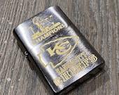 Kansas City Chiefs Laser Engraved Zippo Lighter