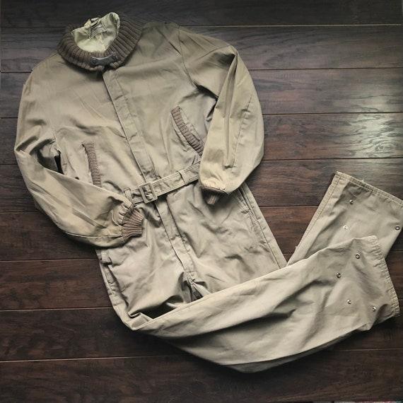 70's Vintage Men's Fieldmaster Sportswear Snowsuit