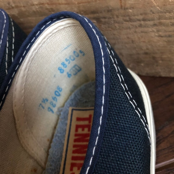 60's Vintage Women's Tennies Shoes | Deadstock - image 4