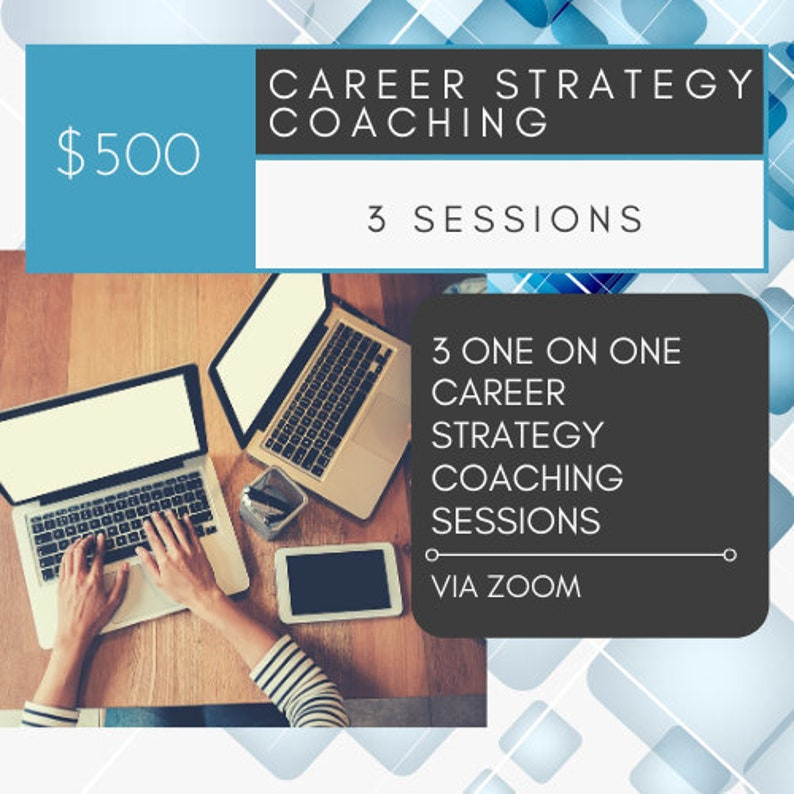 The Career Strategy Coaching Sessions with Kim Virtuoso image 0