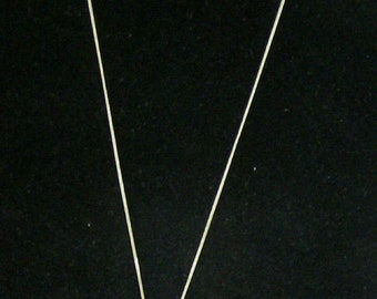 """Solid 9ct Yellow Gold and Diamonds Swirl Cross 18"""" Necklace and Pendant Hallmark"""