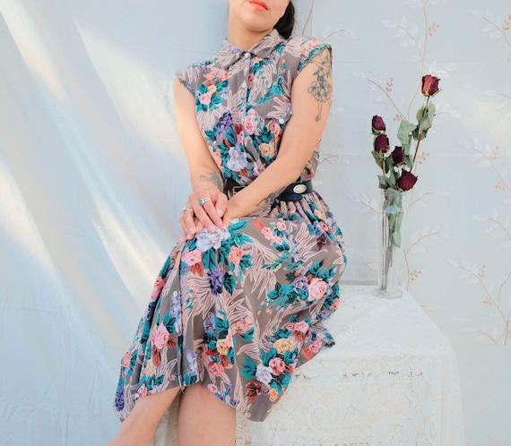Hawaiian Vintage Dress - image 9