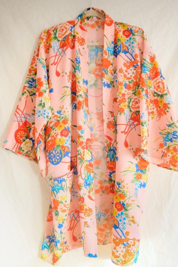 Novelty Kimono