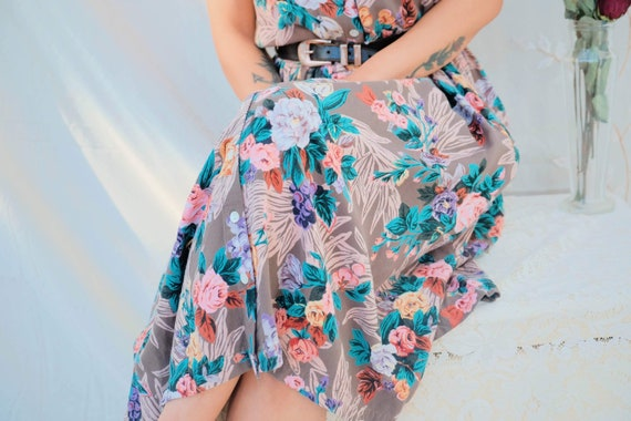 Hawaiian Vintage Dress - image 4
