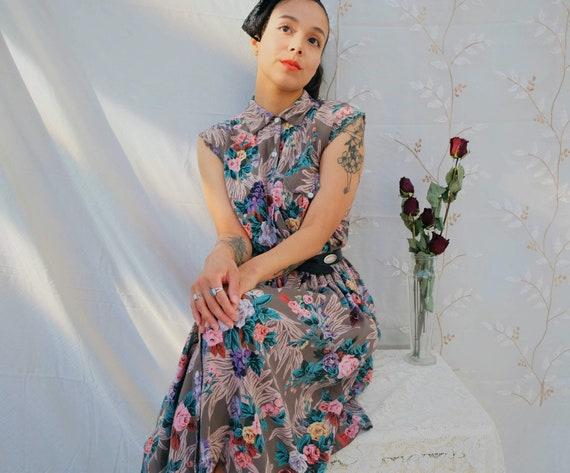 Hawaiian Vintage Dress - image 10