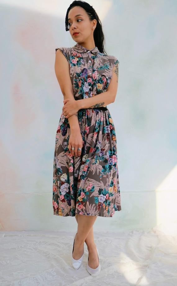 Hawaiian Vintage Dress - image 3