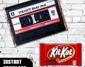 80/'s Nostalgia Cassette Tape Hat Baseball Cap Alternative Clothing Mix Tape
