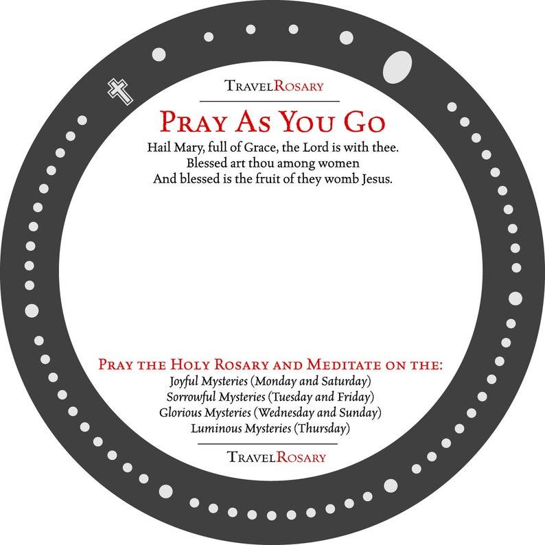 I  TravelRosary Prayer CD image 0