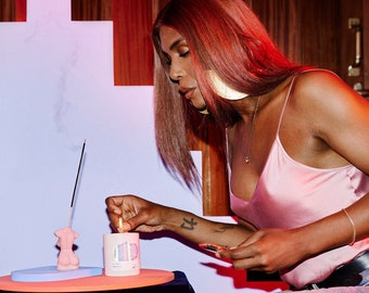 Honey Dijon Creator Collab - No. 303 Embrace Scented Candle