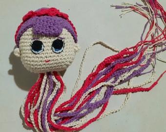 LOL Surprise | Bonecas, Bonecas de crochê, Bonecos de fios | 270x340