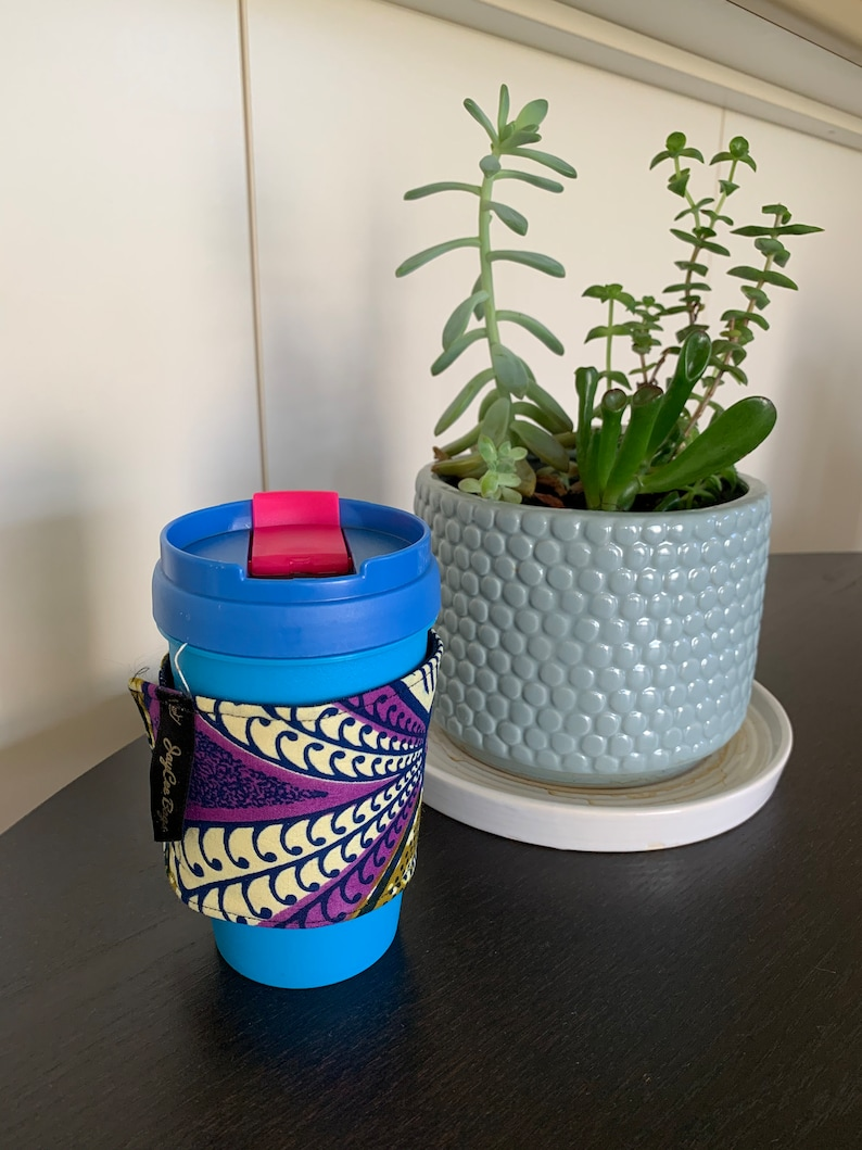 Cup Cozy  Purple Haze image 0