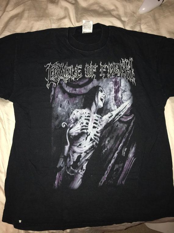 Cradle of Filth Total F***ing Darkness shirt