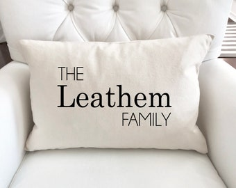 Family pillow | Etsy