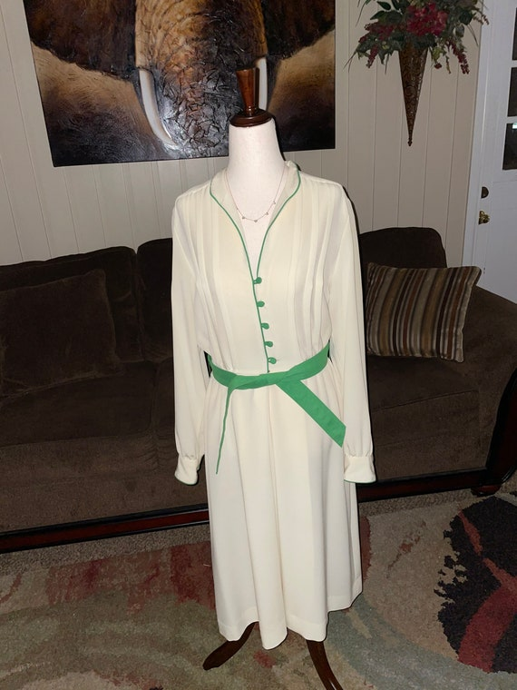 Adolph Schwman for Lilli Ann Dress~ Large - image 1