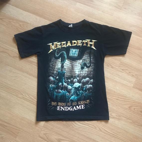 Megadeth Endgame T-shirt vintage small