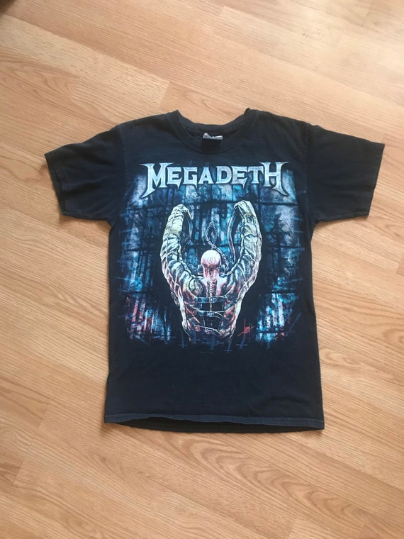 Megadeth T-shirt size small