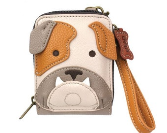 Convenient RFID Protected Lightweight Cute Compact Sea Turtle Cellphone CrossbodyPouchOver the Shoulder Purse with Adjustable Strap.