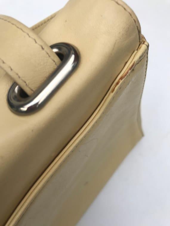 VTG Moschino bag vintage Moschino purse 90s Mosch… - image 8