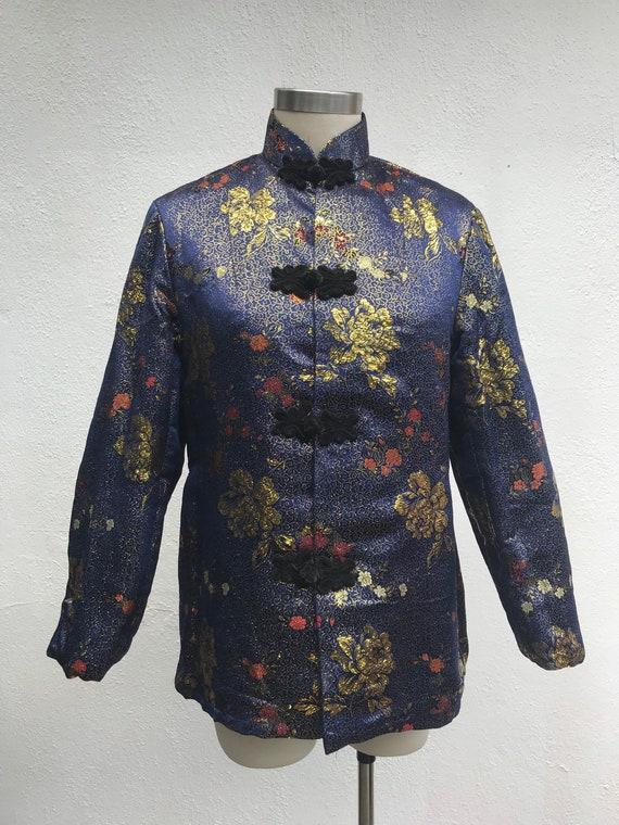 Vintage traditional Chinese padded jacket, vintage