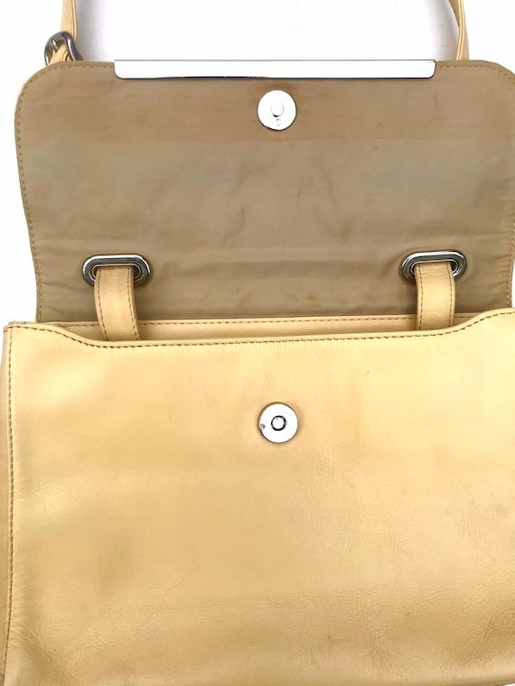 VTG Moschino bag vintage Moschino purse 90s Mosch… - image 10