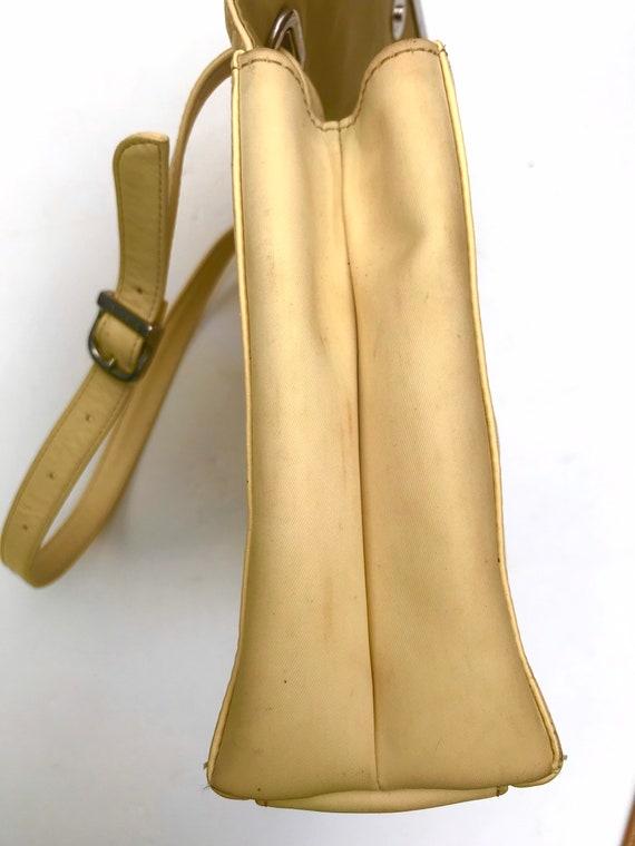 VTG Moschino bag vintage Moschino purse 90s Mosch… - image 5