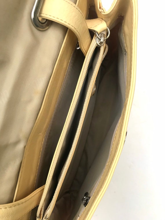 VTG Moschino bag vintage Moschino purse 90s Mosch… - image 7