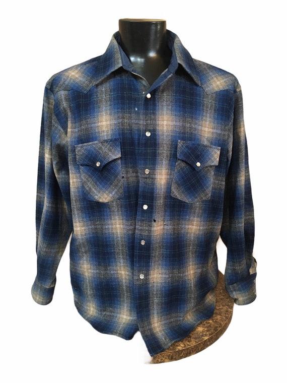 Pendleton men's flannel shirt