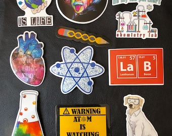 Funny Science ThemedI Have a Black Belt in Biology Sticker