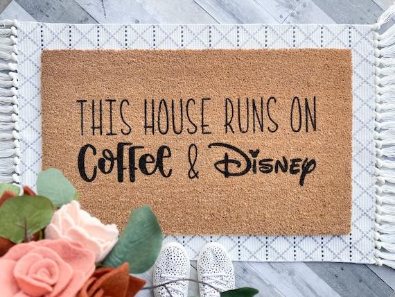 Coffee and Disney