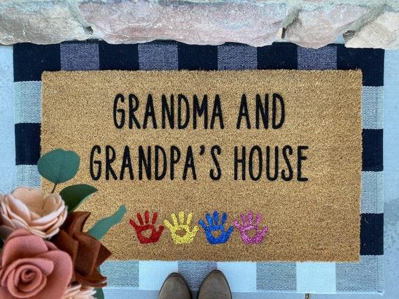 Grandparents Doormat