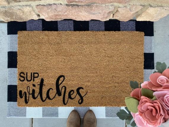 Sup Witches Doormat